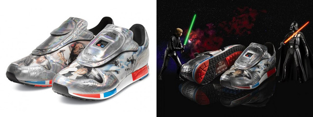 Star Wars X Adidas Originals 2010 Shoes