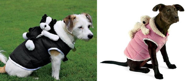 Doggy Back Jacket