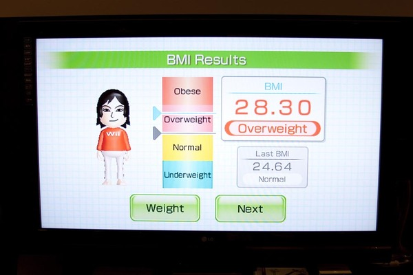 "Wii Fit Should Have a ""Pregnant"" Option"