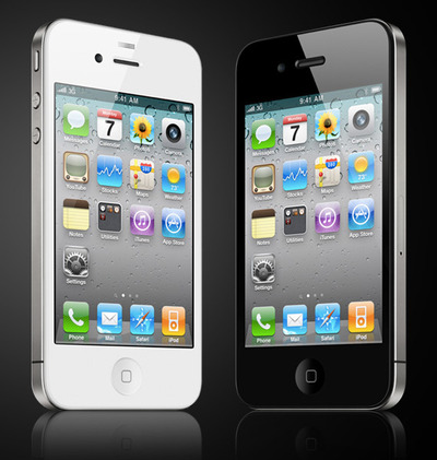 The iPhone 4 (And What Phone Should I Buy My Husband?)