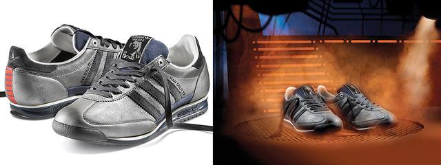 Star Wars X Adidas Originals: Fall 2010 Collection