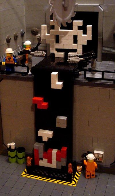 Where Do Tetris Pieces Come From?