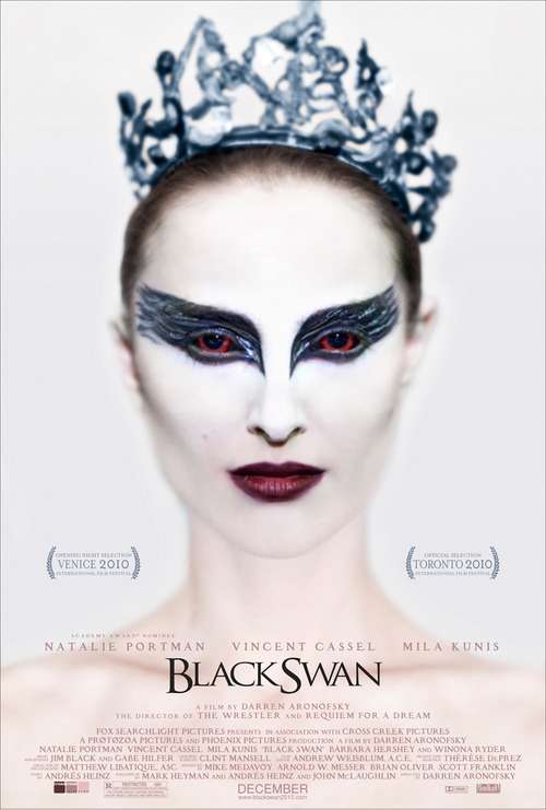Darren Aronofsky's Black Swan [Must Watch]