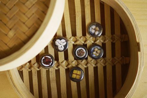 Dim Sum Buttons