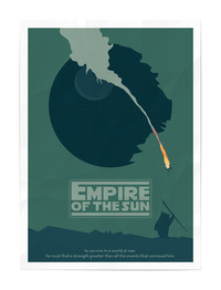 Star Wars Movie Mashup Posters